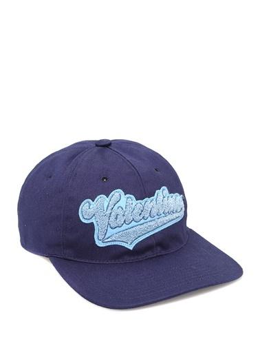 Valentino Şapka Mavi